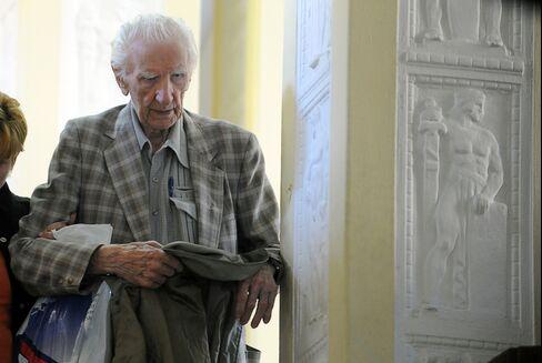 Suspected Nazi-Era War Criminal Laszlo Csatary