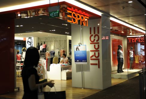 Esprit Ex-Chairman Michael Ying More Than Doubles Stake