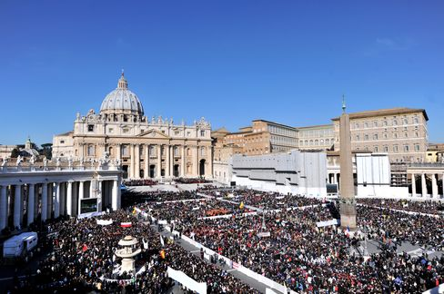 Pope Set for Final Public Address Before Becoming 'Emeritus'