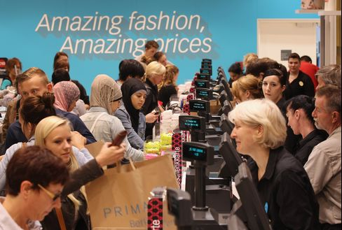 Primark Seeks Europe Conquest With Recession-Chic Styles