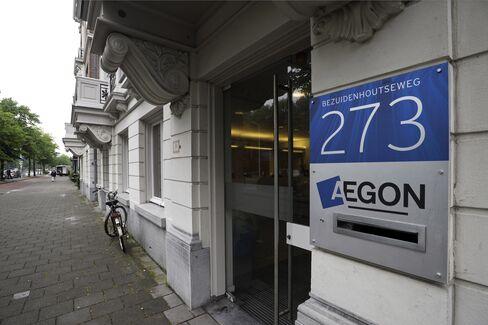 Aegon Says Low Interest Rates in U.S. May Hurt 2011 Profit