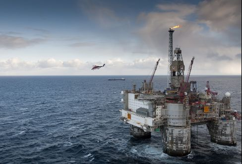 Norway's Oil Future Seen With Ice-Free Arctic's Barrels