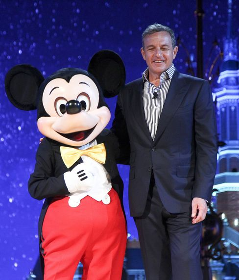 Robert A. Iger, Chairman and Chief Executive Officer of The Walt Disney Company.