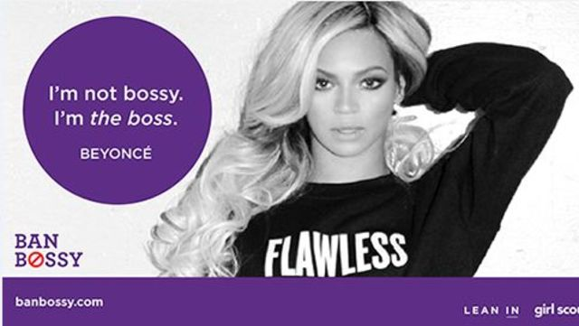 The bossiful Queen Bey. Source: Courtesy Girl Scouts of the United States of America