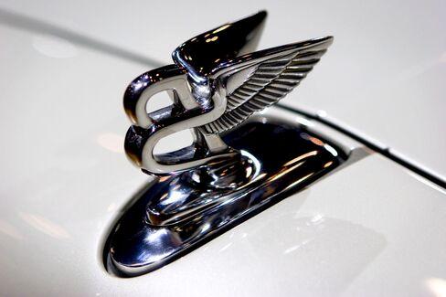 Bentley 'Flying B' Hood Ornament Injury Risk Prompts Recall