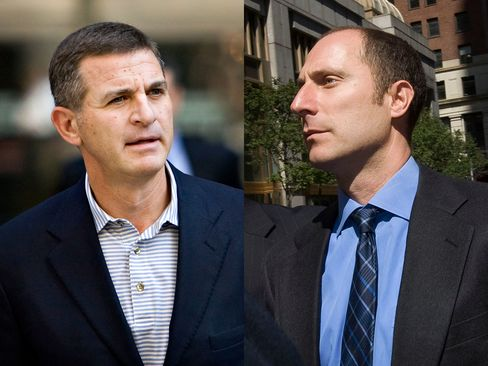Cioffi, Tannin to Pay $1.05 Million to End SEC Lawsuit