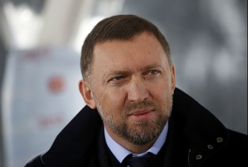 United Co. Rusal Chief Executive Officer Oleg Deripaska