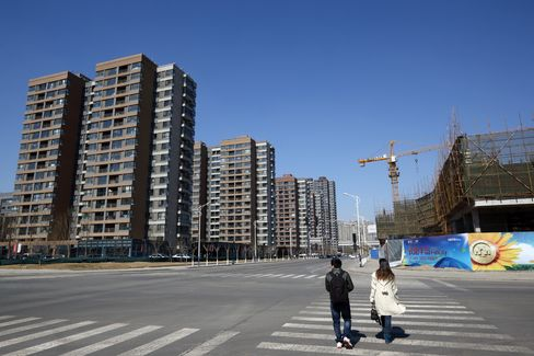 Beijing Sells Residential Land at Record on Luxury Home Demand