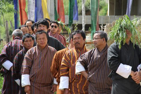 Bhutan Opposition Wins Power With Promise of Closer India Ties