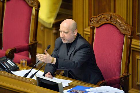 Interim Leader Oleksandr Turchynov