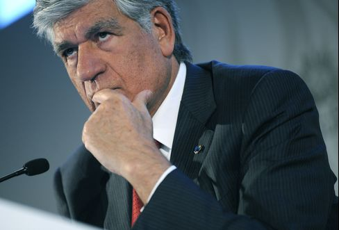 Publicis Chief Executive Officer Maurice Levy