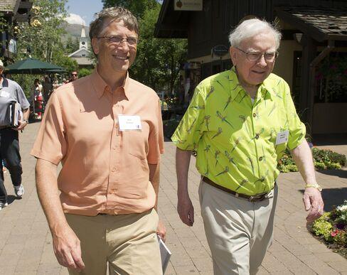 Buffett Pledges $3 Billion More to Children's Foundations