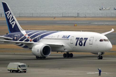 Boeing Co. 787 Dreamliner