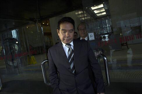 Birmingham City Football Club Owner Carson Yeung