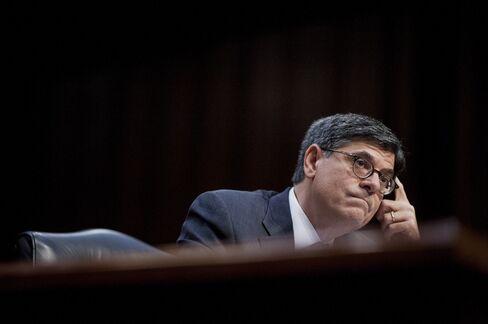 U.S. Treasury Secretary Jack Lew