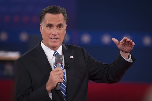 Mitt Romney's Tax Plan Adds Up by Relying on Disputed Growth