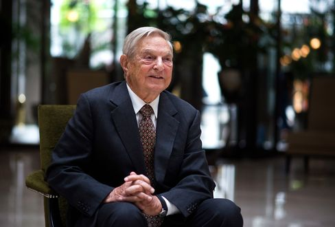 Soros to Donate $1 Million to Super-PAC Backing Obama's Campaign