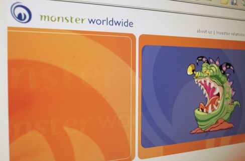 Monster Seen Luring LBO as Job Slump Depresses Value