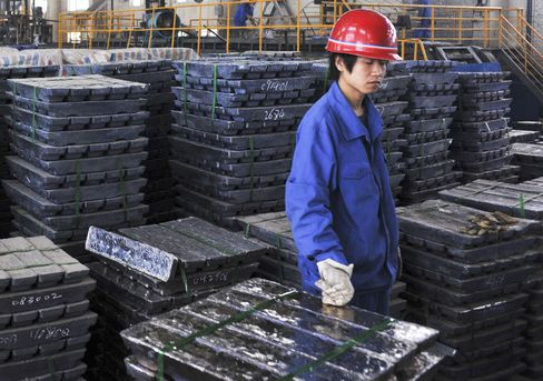 Lead Tops Metal Returns as Shortages Set to Emerge: Commodities