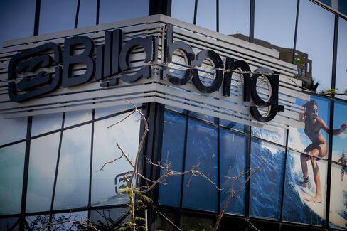Billabong Posts Record A$537 Million Loss on Brand Writedown
