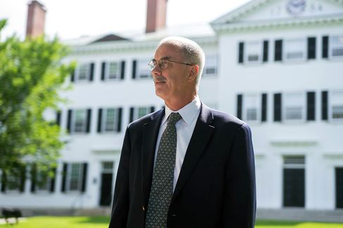 Dartmouth College President Philip Hanlon