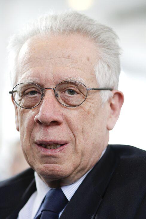Tommaso Padoa-Schioppa, former Italian finance minister