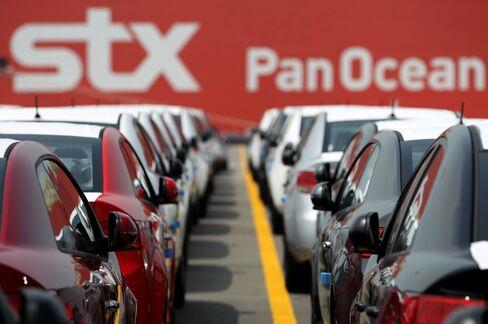 STX Pan Ocean Rises on Report Creditor Bank May Buy