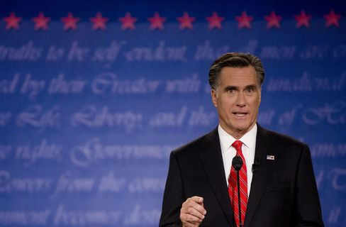 Romney's Deduction Cap Would Limit Flow of Donations