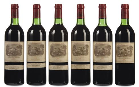 Lafite-Rothschild Leads Christie's Test of Online-Only Auctions