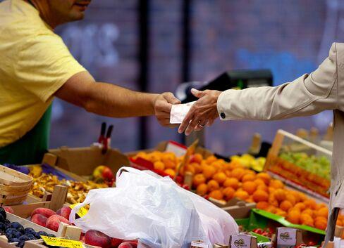 Fruit and Vegetable Market in Berlin