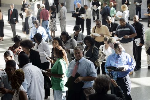 Employment in U.S. Probably Picked Up Economy Strengthened