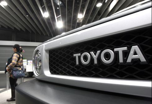 Toyota Said to Tell Partsmakers to Cut Prices