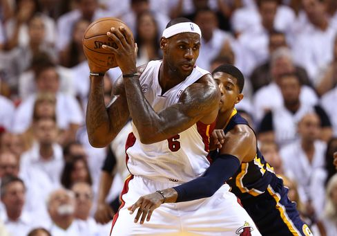Heat Defeat Pacers 90-79 to Move Within One Win of NBA Finals