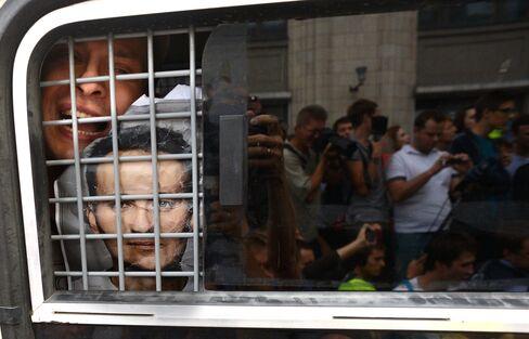 Jailing Sows Legal Doubts as Futures Decline