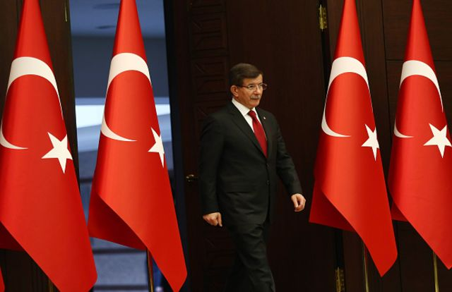 <p>Is Turkey's PM up for a fight?</p> Photographer: ADEM ALTAN/AFP/Getty Images