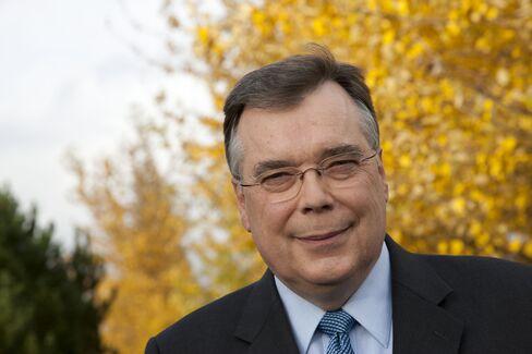 Iceland's former Prime Minister Geir H. Haarde