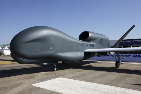 Northrop Grumman Keeps 2013 Outlook Amid Cuts as Profit Falls
