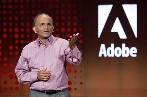 Adobe Forecast Misses Estimates Amid Move to Subscriptions