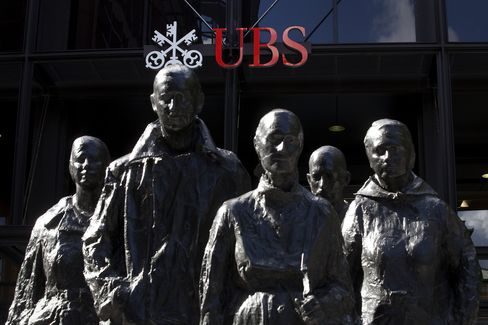 UBS Is Said to Plan About 90 Investment-Bank Job Cuts in Europe