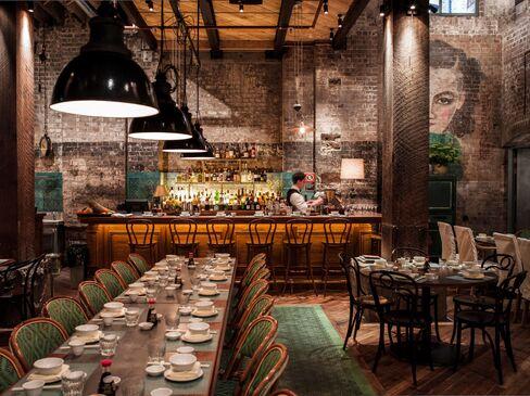 Mr. Wong Sydney Restaurant