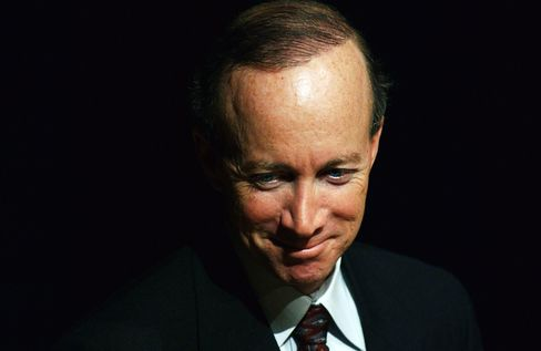 Former Indiana Governor Mitch Daniels