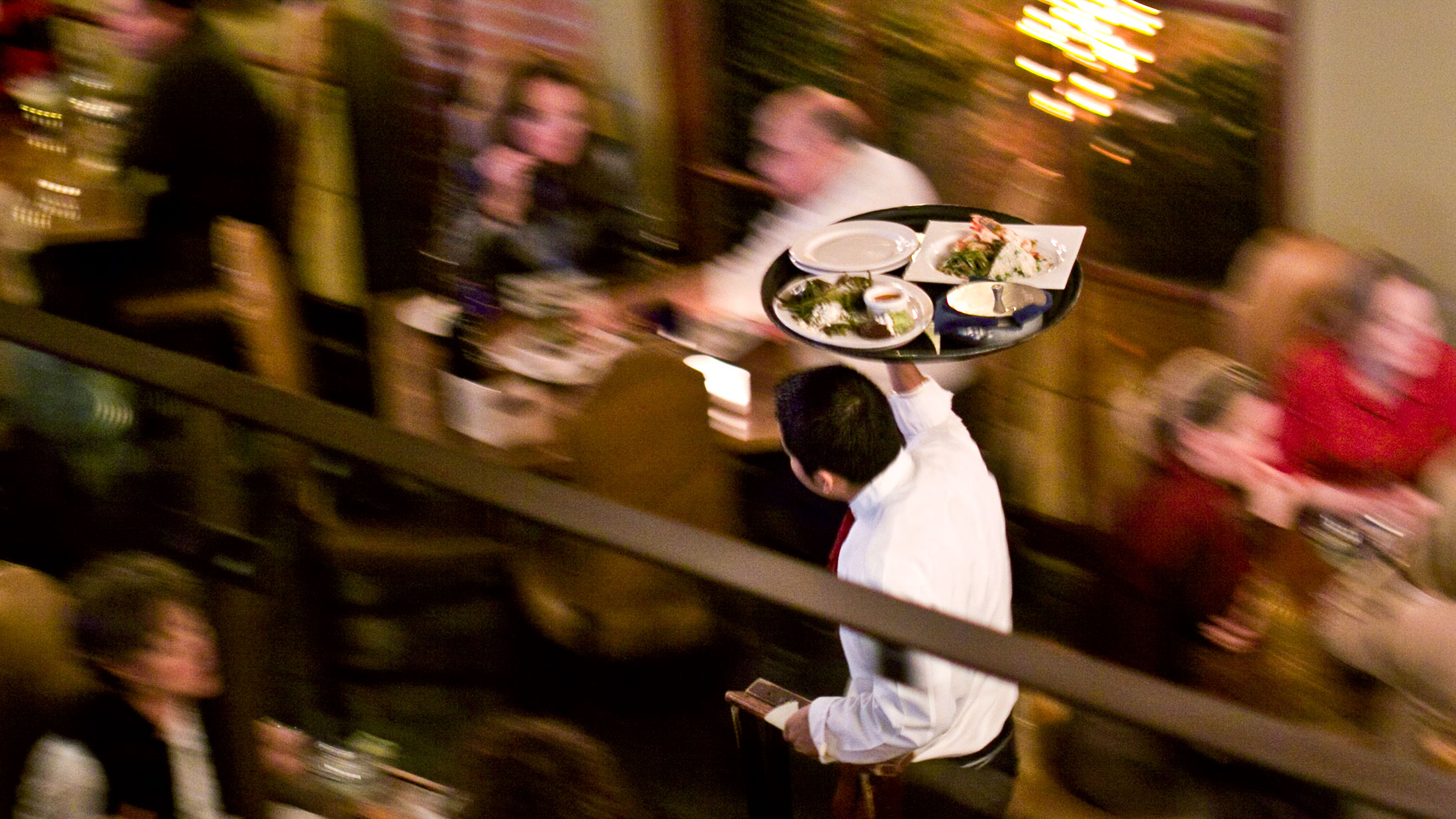The Four Economic Realities of Tipping at Restaurants