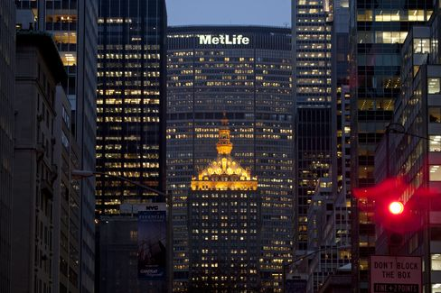 MetLife Drops Most in 2 Months on Profit Decline