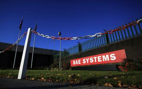 BAE Initiates $1.5 Billion Buyback as Profit Beats Estimates