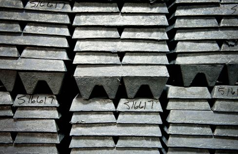 Zinc's Six-Year Glut Seen Ending After China Curbs