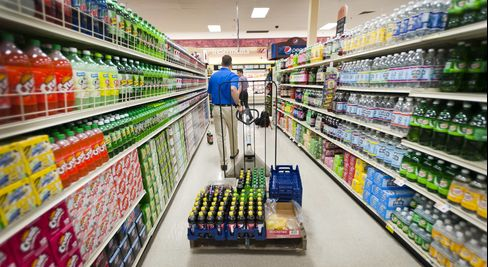 Wholesale Prices in U.S. Rise 0.2% on Higher Food Costs