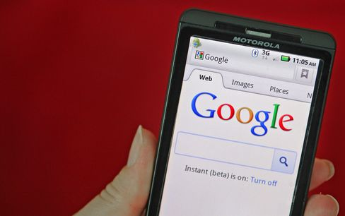 U.S. FTC to Resolve Google Probe by End of 2012
