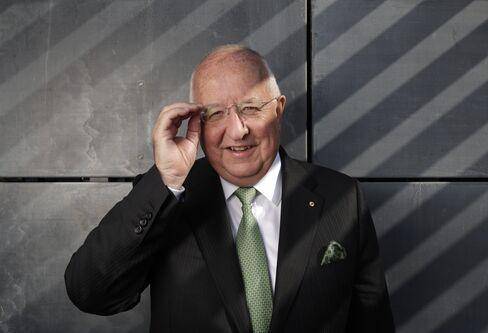 Rio Tinto CEO Sam Walsh