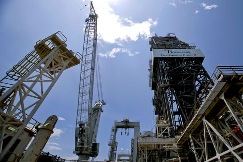 Transocean Biggest Winner From 28% Jump in Oil Rig Rates