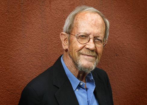 Author Elmore Leonard